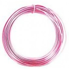 Coloured Copper Wire Deep Pink 0.3mm 15 metre