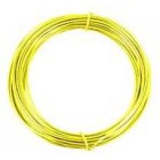 Aluminium Wire Gold 2.0mm 2 Metre