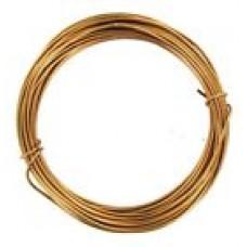 Brass Wire 0.6mm 10 Metre