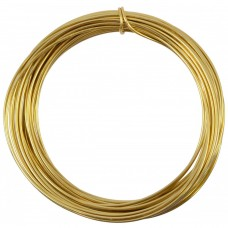Gold Plated Wire 1.0mm 4 metre