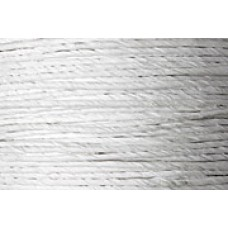 PAPER COVERED WIRE WHITE 2MM 1.5 METRES