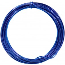 Coloured Copper Wire Navy 0.3mm 10 Metre
