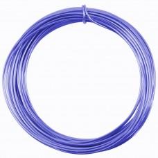 Aluminium Wire Lilac 2.0mm 2 Metre